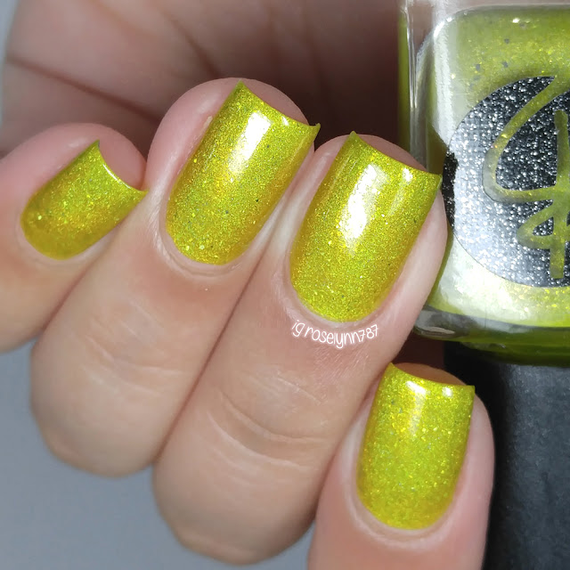 Bliss Polish - Intuition & Spark