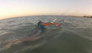Kiteboarding right way rule #8