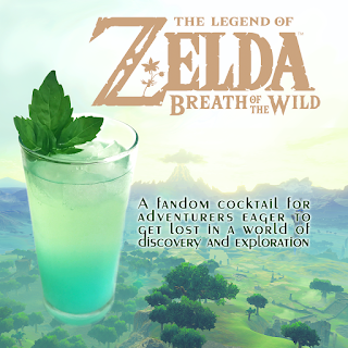 Breath of the Wild: A fandom cocktail for adventurers eager to get lost in a wold of discovery and adventure
