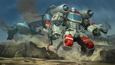 Play AirMech Arena for free on Console