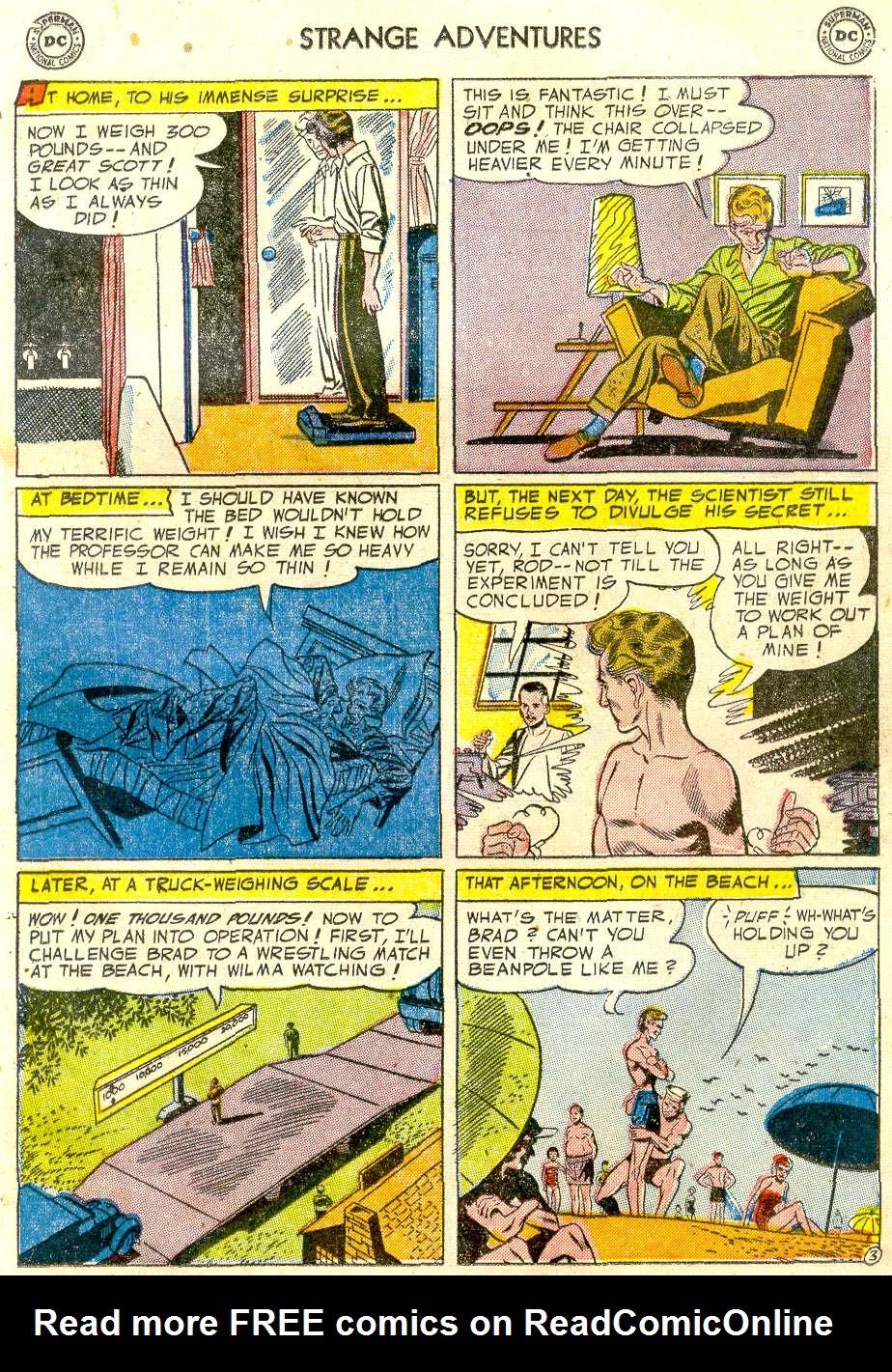 Strange Adventures (1950) issue 54 - Page 13
