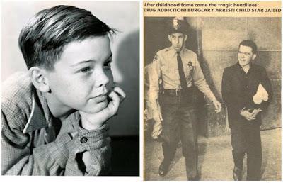 Bobby Driscoll Aktor Pemenang Academy Award