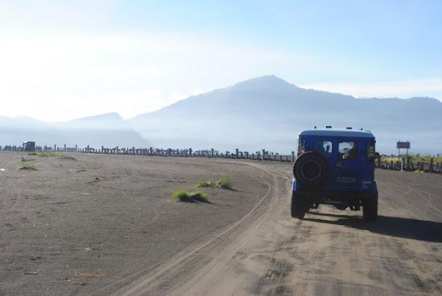 【优游泗水】第二天 登上Mount Bromo