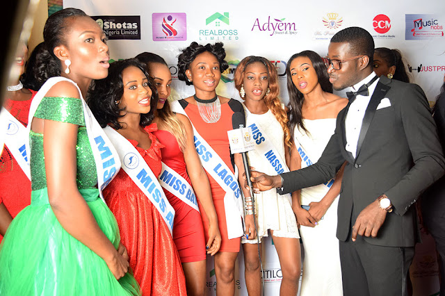 See Miss New Nigeria World 2017 1st List Of Top Finalists