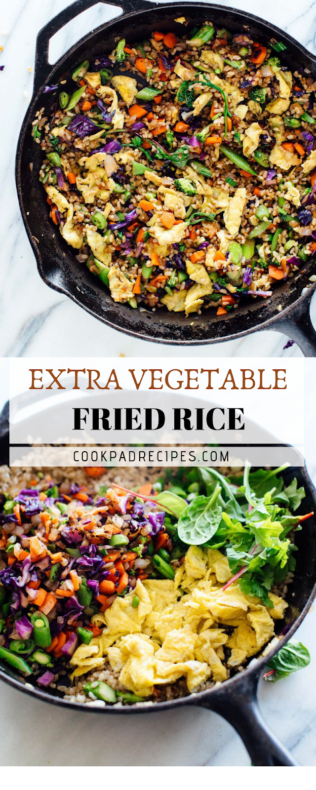Extrа Vegetable Fried Rice