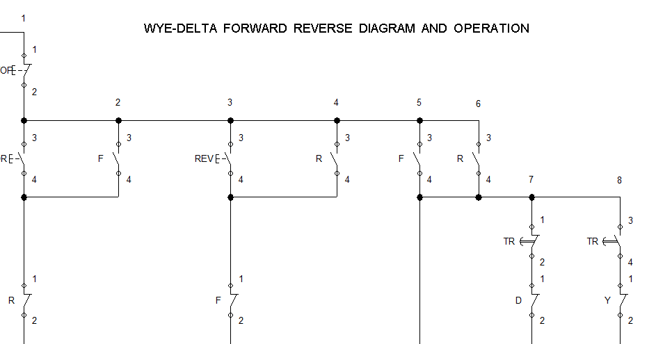 Luxury Forward And Reverse Control Circuit Component - Schematic ...