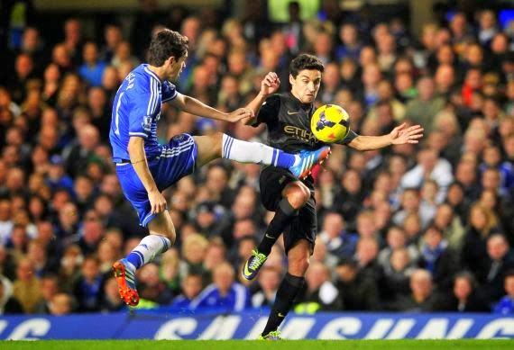 Chelsea Vs Manchester City 2014: SA's Leading Soccer Betting