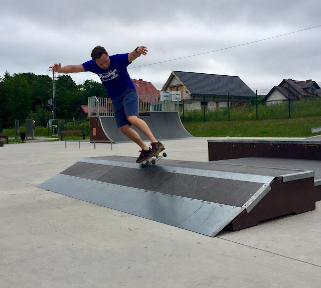 skatepark Żukowo, Kaszuby