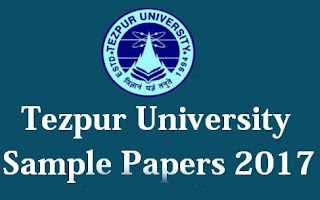 TUEE Sample Paper 2017