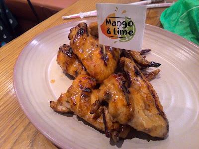 Chicken wings nando's malaysia