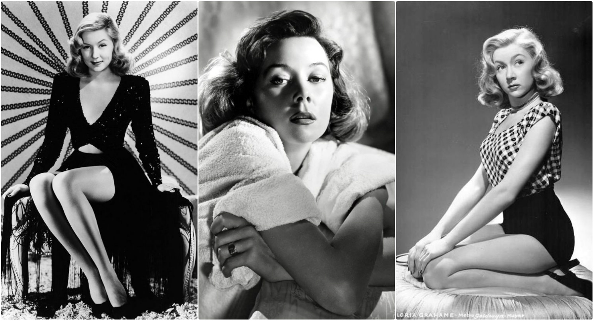 American Classic Beauty: 45 Glamorous Photos of Gloria Grahame in the 1940s and Early 1950s