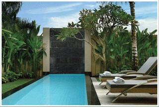 inspirasi desain rumah anda: desain rumah dengan kolam renang