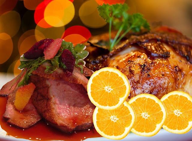 Canard à l'orange sans gluten