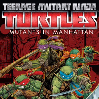 Teenage Mutant Ninja Turtles In Manhattan