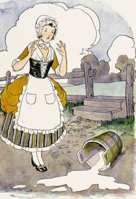 Milkmaid and her pail