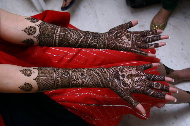 Mehndi For Wedding Girl : Hd mehndi designs beautiful eid collection for girls best