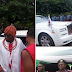 Oba Of Benin And His Luxury Rolls Royce Spotted At An Event In Edo State (Photos)