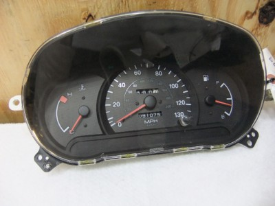 New instrument cluster? | 2005 Dodge Verna - Hyundai Accent