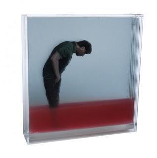 Escultura en vidrio