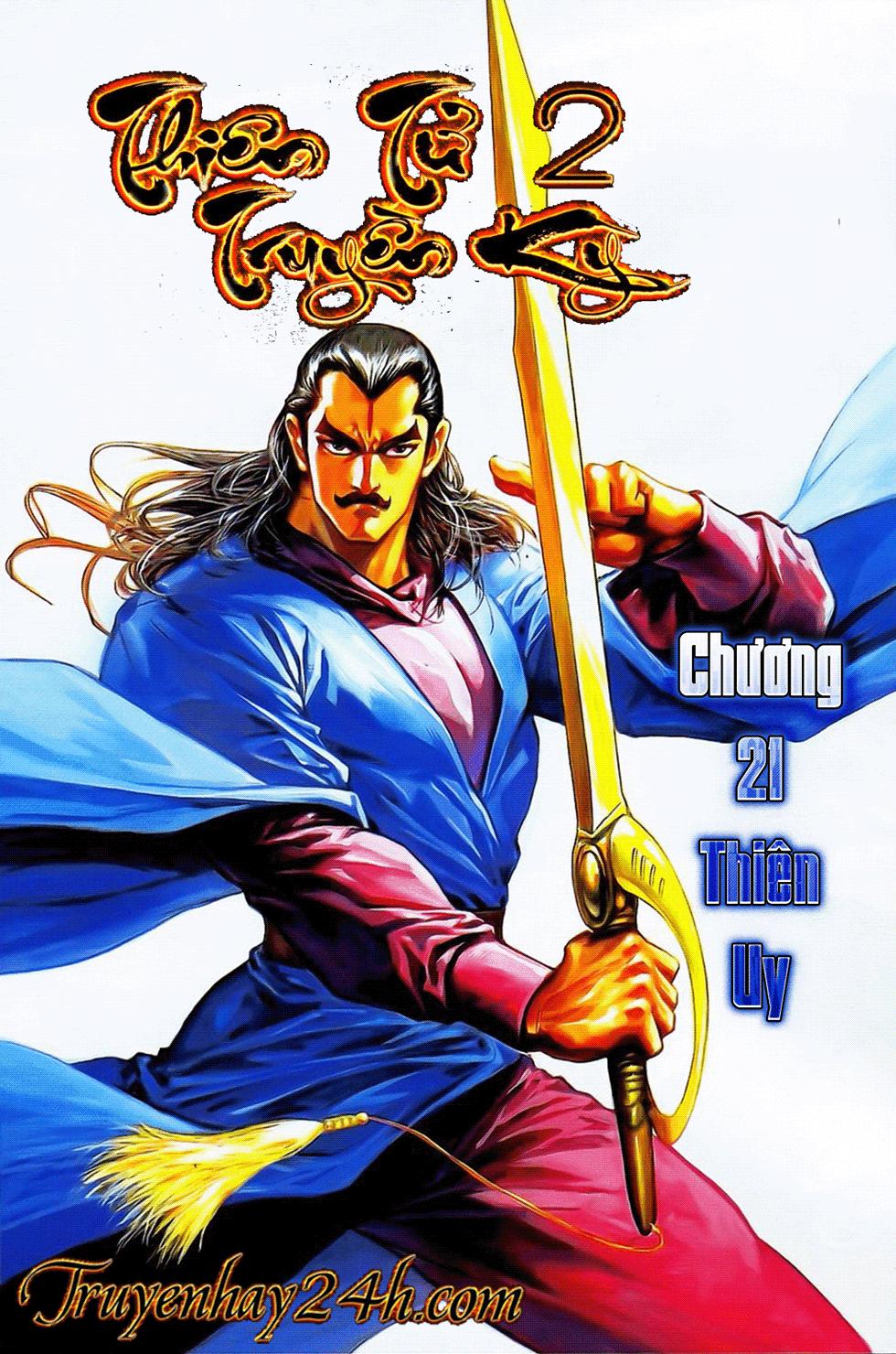 Tần Vương Doanh Chính chapter 21 trang 2