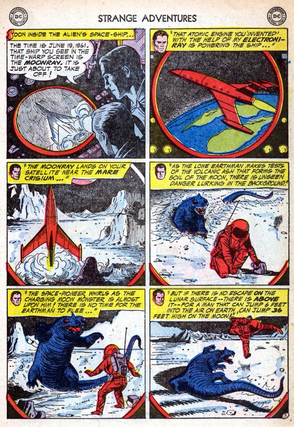 Strange Adventures (1950) issue 50 - Page 23