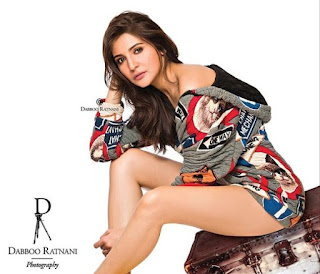 Foto hot Anushka Sharma