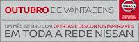 Outubro de Vantagens Nissan outubrodevantagensnissan.com.br