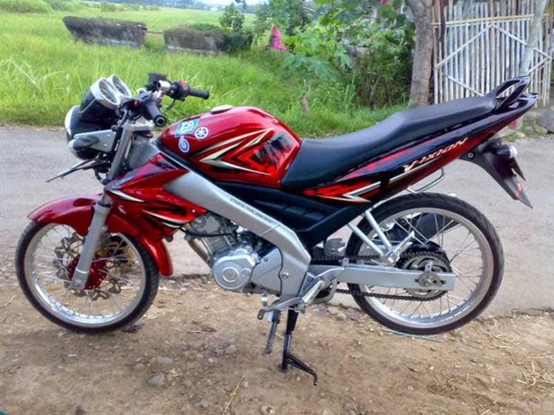kumpulan modifikasi motor vixion 2009