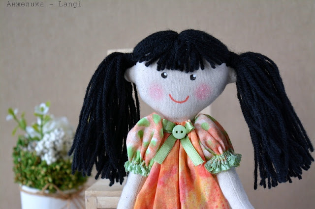 Куклы Альки