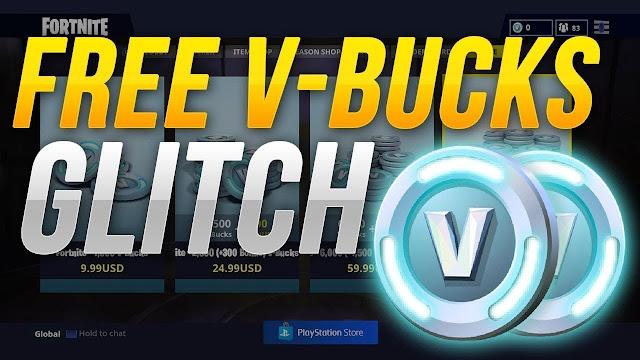 Vbucks For Fortnite