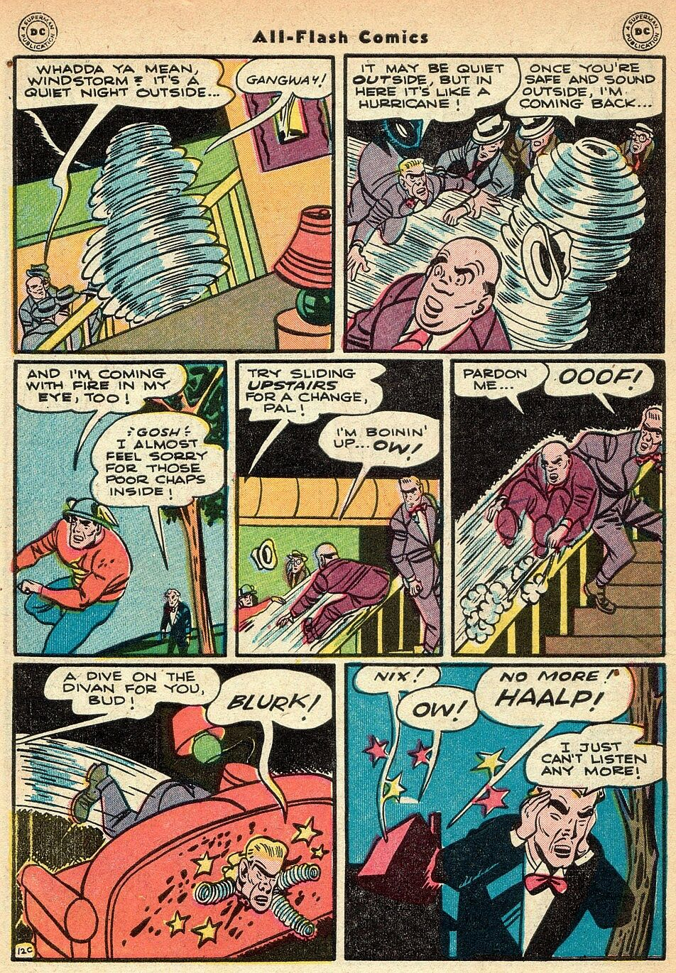 Read online All-Flash comic -  Issue #25 - 47