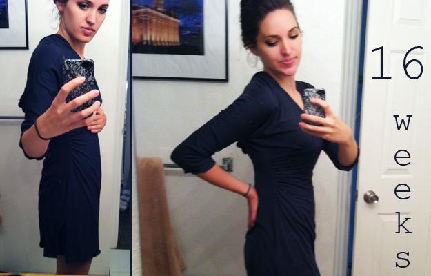 5 months pregnant equals bigger boobs 4