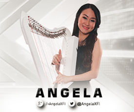 Angela X factor indonesia 2015