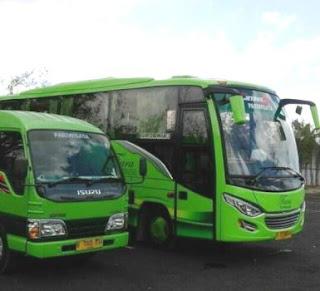 Rental Bus Medium Bekasi, Rental Bus Medium Ke Bekasi