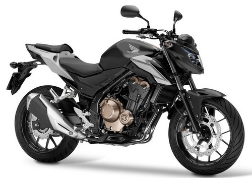 Harga All New Honda CB500F