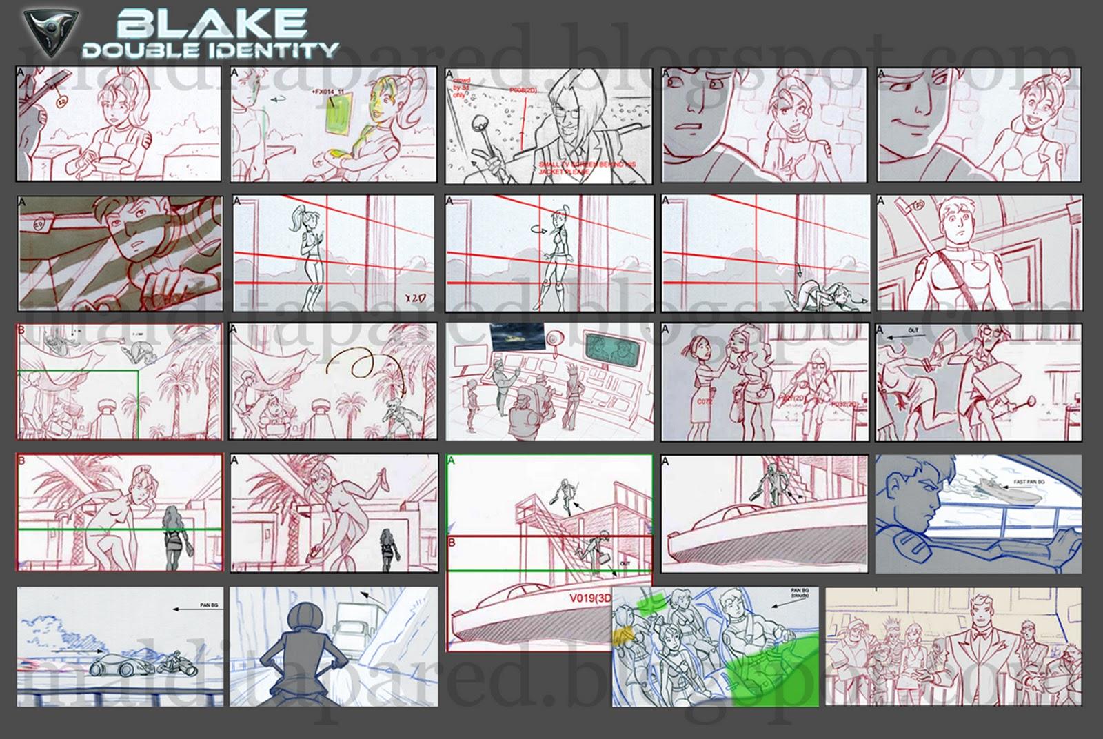 storyboard artist resume sample
