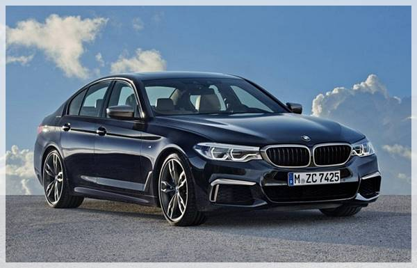 2019 BMW M550i xDrive Review, Design, Price, Performance