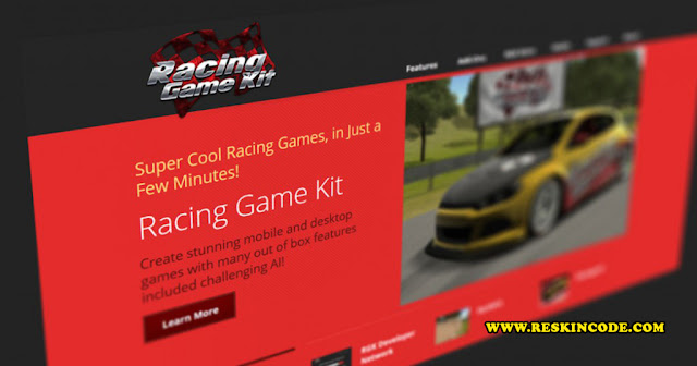 RGK Unity Racing Game Kit