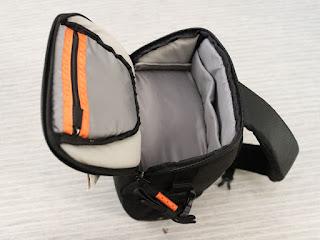 VANGUARD OSLO 47BK スリングバッグ-6