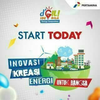 Pertamina Ide Gila Energy Competition 2017