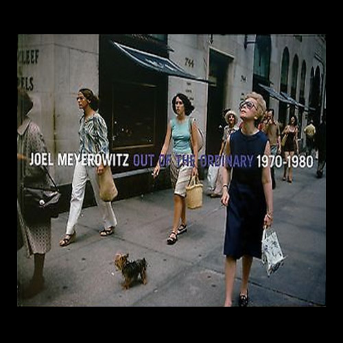 Joel Meyerowitz - Out of the Ordinary 1970-1980