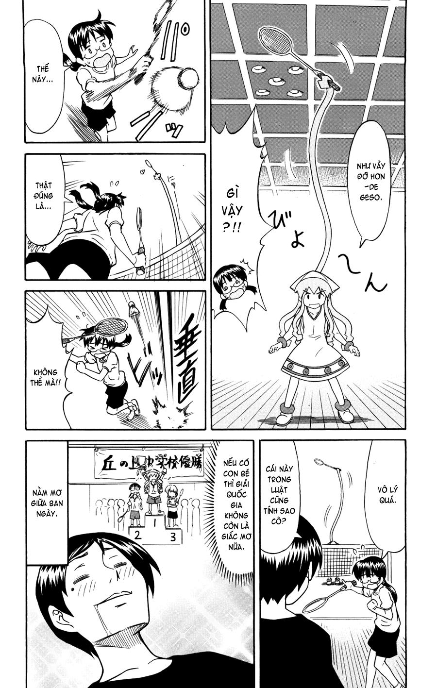 Shinryaku! Ika Musume Chap 126 - Truyen.Chap.VN