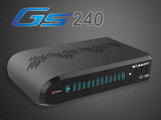 Atualização Globalsat GS 240 V 2.28