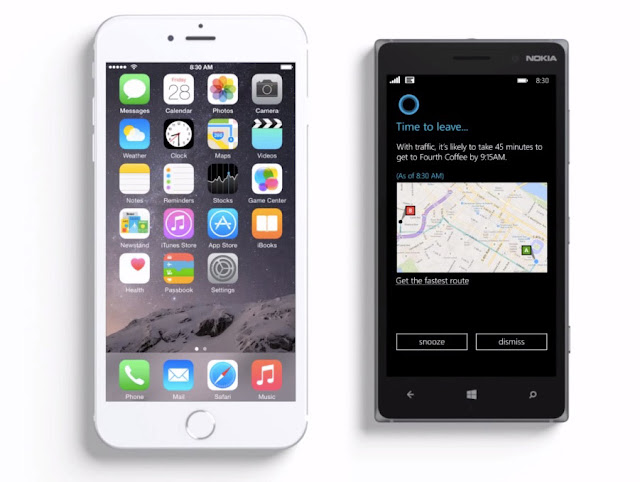 At this year Siri will have a competitor: Microsoft has officially unveiled Cortana for iOS [video]