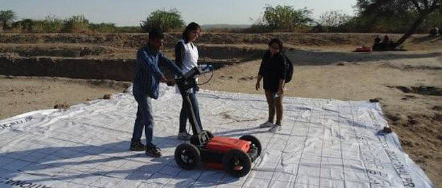 Harappans had knowledge of hydraulic engineering, Dholavira reveals