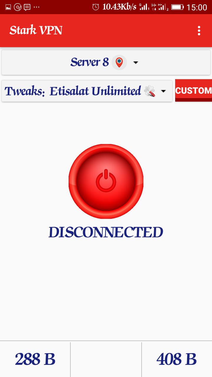 Etisalat Unlimited Browsing Tweak Now Included In Latest