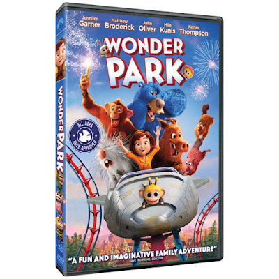 Wonder Park 2019 Dvd