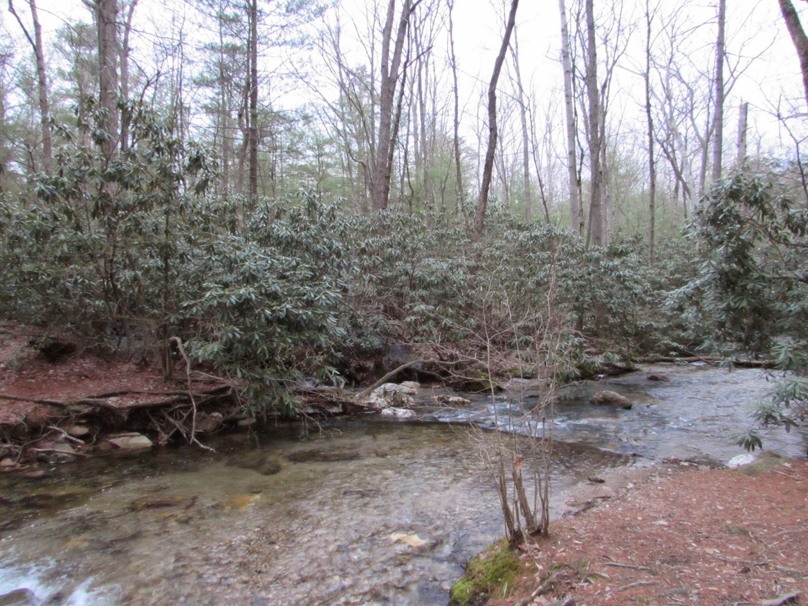 Pine Grove Furnace State Park and Michaux State Forest ...