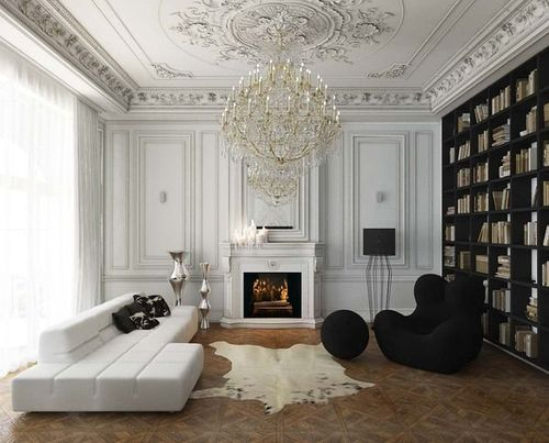 Eye for design decorating paris apartment style a for Arredamento tumblr