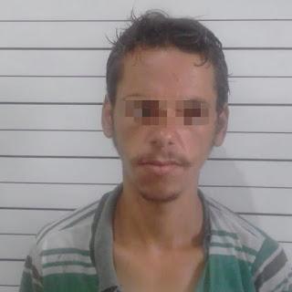 Polícia prende homem em flagrante acusado de violentar menina de 11 anos em Campina